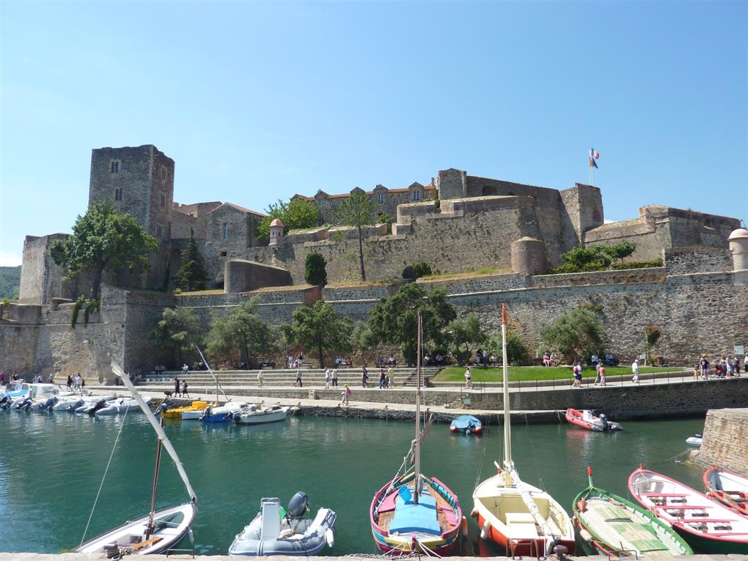 Chateau royal de collioure hotel triton for Reserver hotel en ligne payer sur place